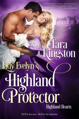Lady Evelyn's Highland Protector Cover