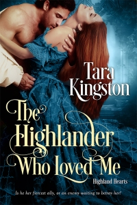 The Highlander Who Loved Me cover