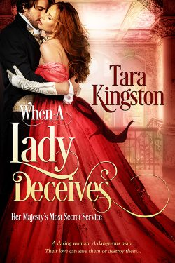 When A Lady Deceives Book Cover