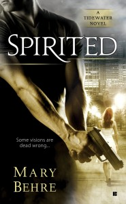Spirited Cover