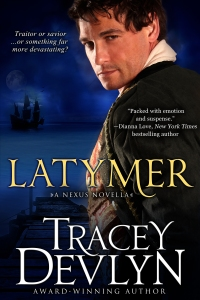 Latymer Cover