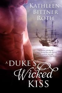 A Duke's Wicked Kiss
