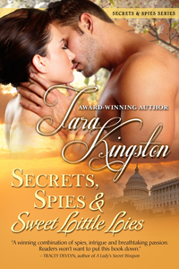 Secrets, Spies & Sweet Little Lies cover