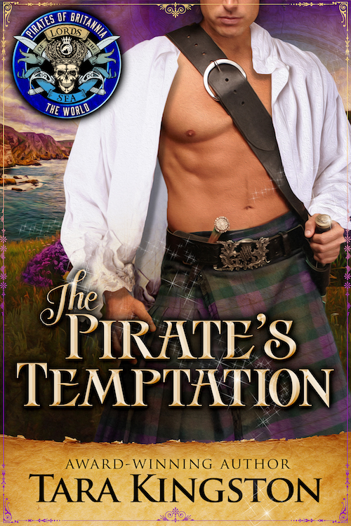 The Pirate's Temptation- 500x750