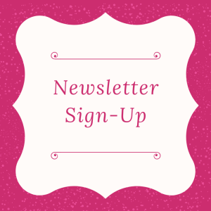 Newsletter Sign-up Graphic