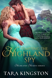 Tempting the Highland Spy Book cover
