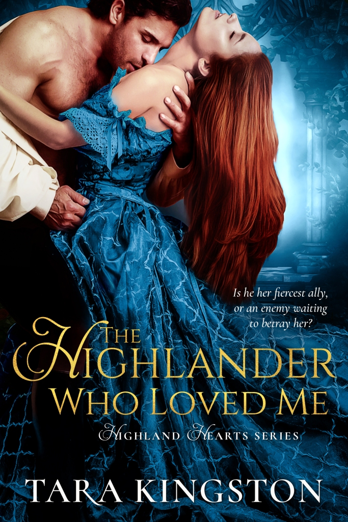 The Highlander Who Loved Me Book Cover
